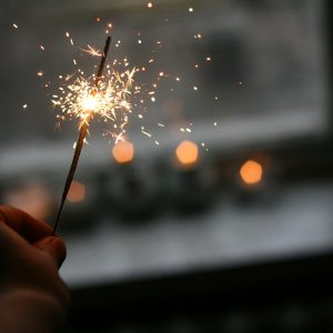 New-year-light
