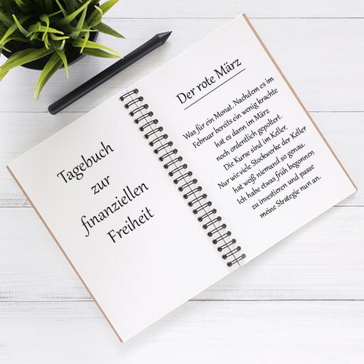 Tagebuch zur finanziellen Freiheit - Der Rote März
